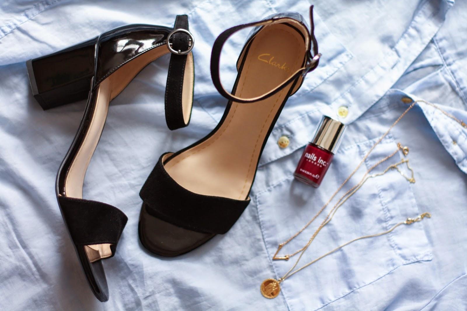 c585ada8611 clarks-strappy-sandals-black-I - Cityscape Bliss