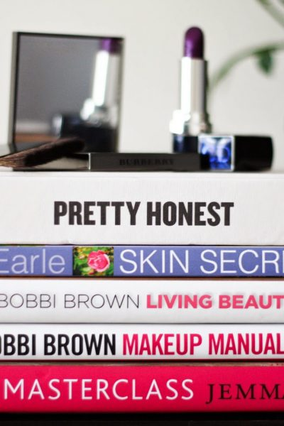 Beauty books – which one to choose?
