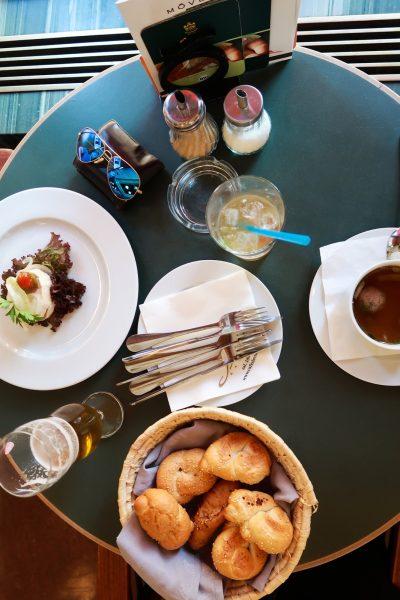Prague's best known cafe: Cafe Slavia