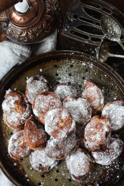 Heavenly faux Russian doughnuts