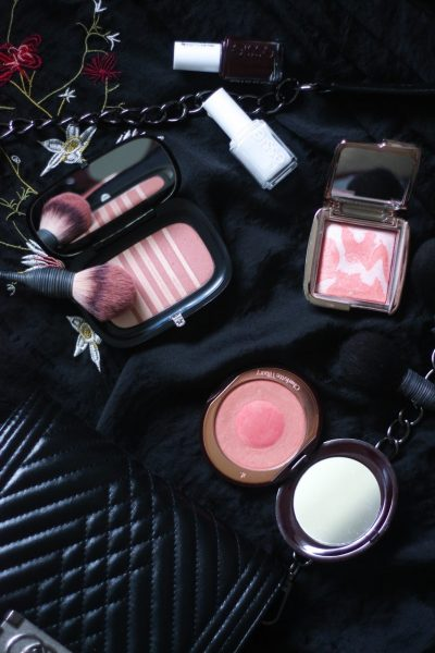 Three of my favourite high end blushers
