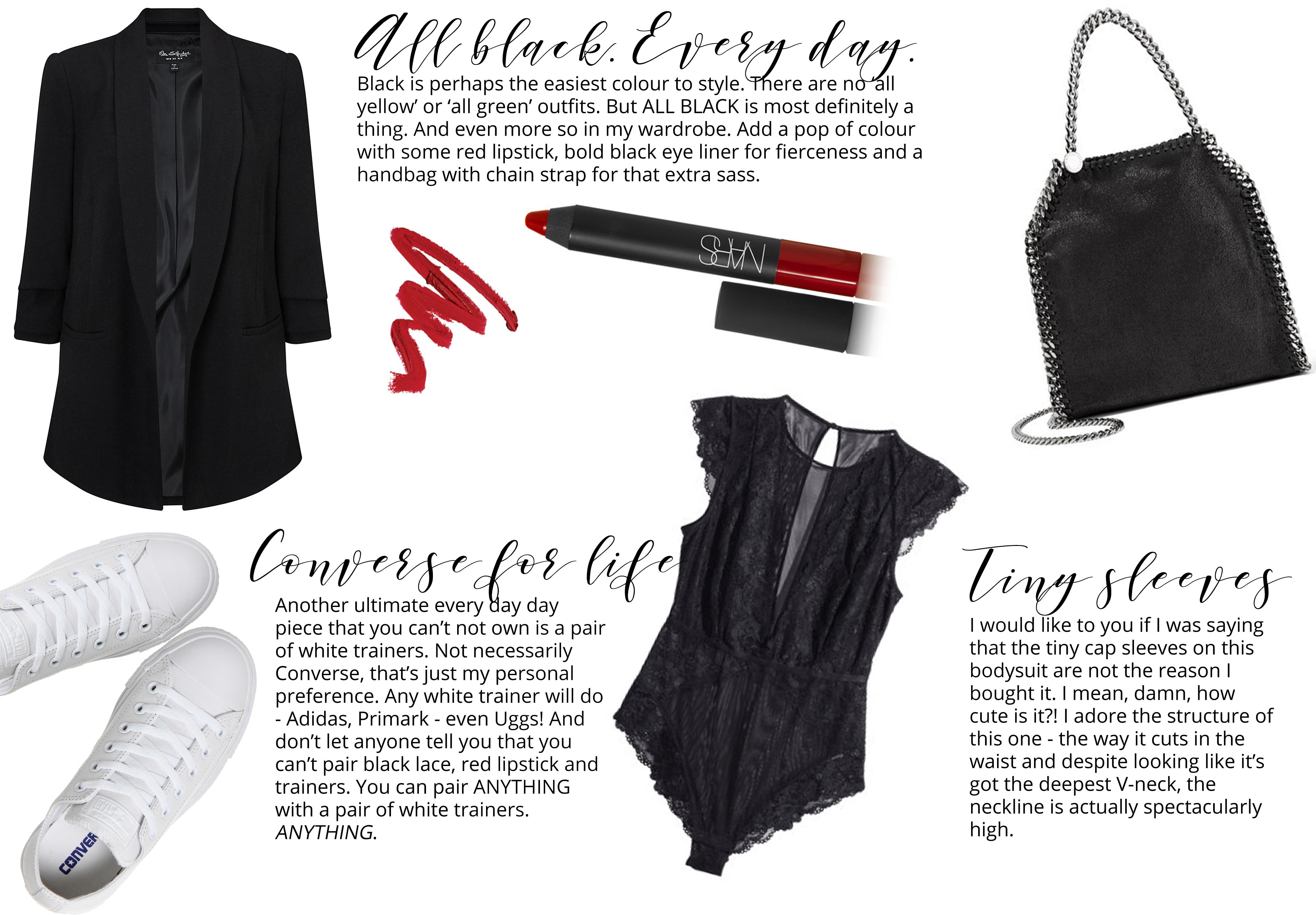 3 ways to wear a lace bodysuit in public