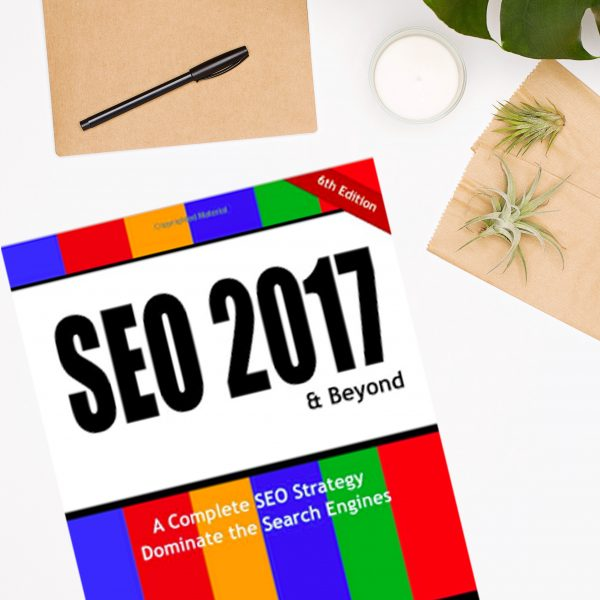 SEO 2017 & Beyond book