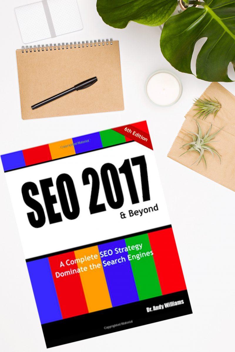 SEO 2017 & Beyond book