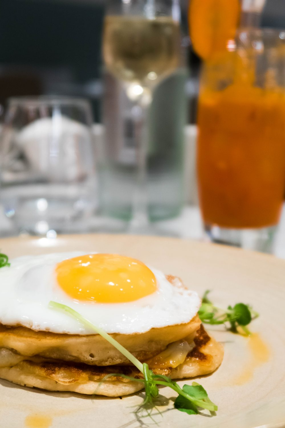 Bottomless Brunch at Harvey Nichols, Birmingham