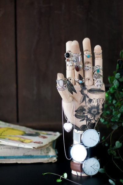 Where to buy vintage silver rings