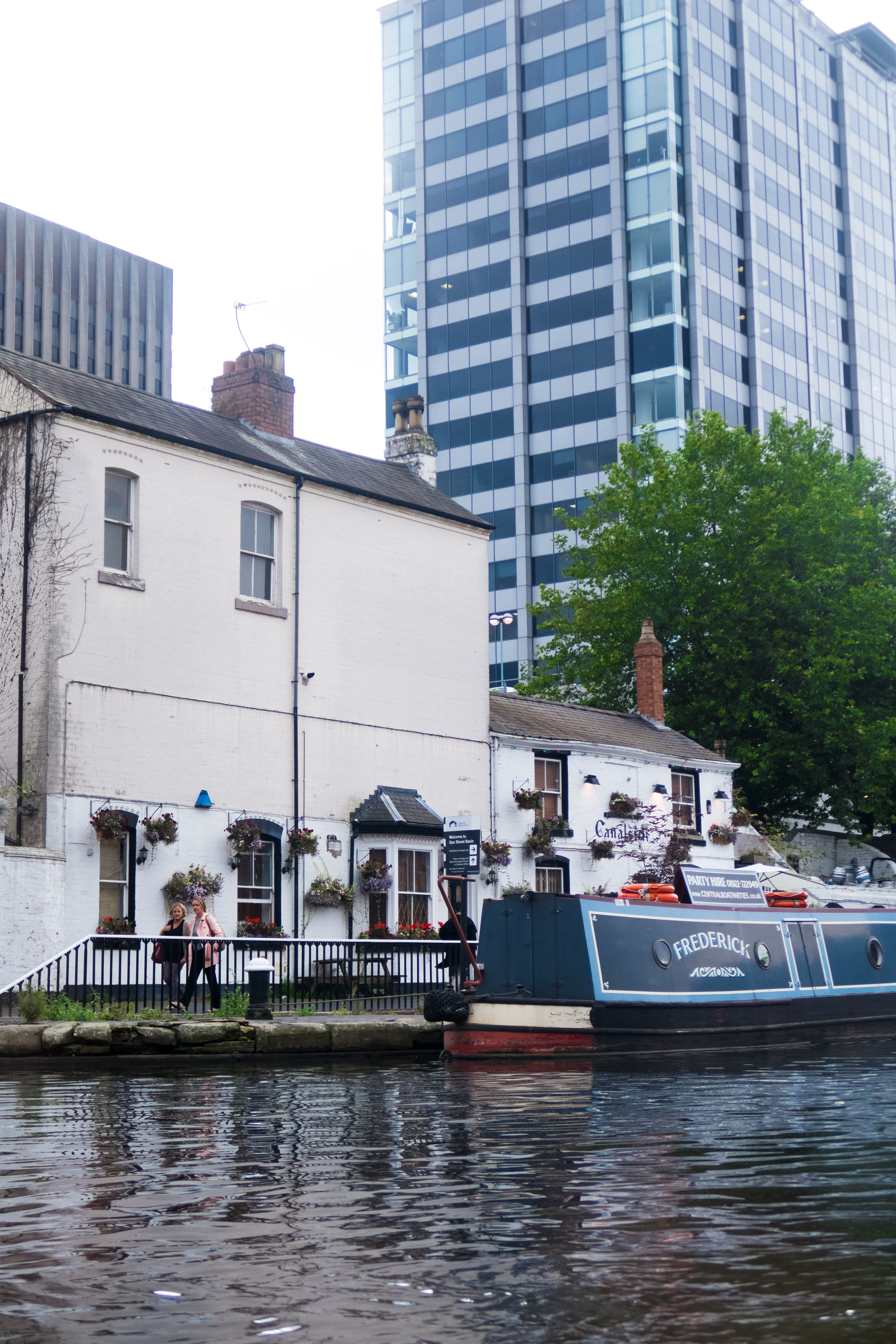 The Canal House, Birmingham