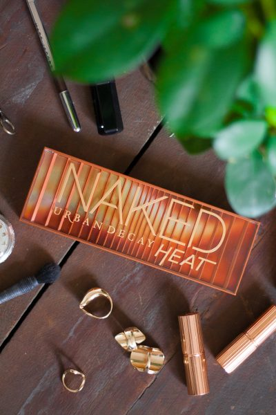 Urban Decay Naked Heat Palette – a review & 20 different looks