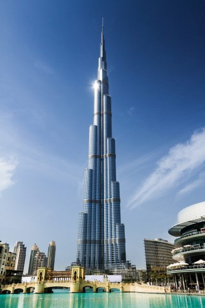 Feeling luxurious in luxurious surroundings – A primer on Dubai