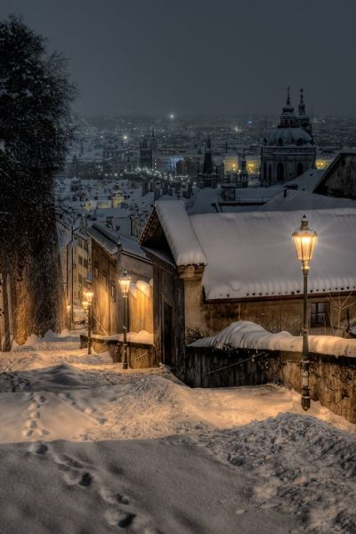Prague: an unexpected winter destination (& how to survive Czech winter)