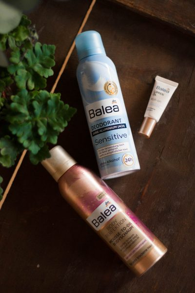 3 products from Balea you need to try