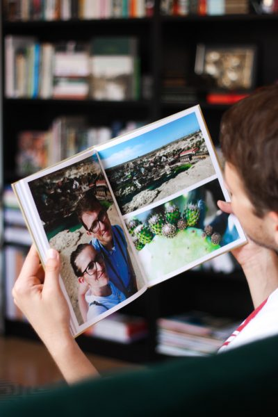 Why to choose a photo book over a photo album (or a scrapbook)