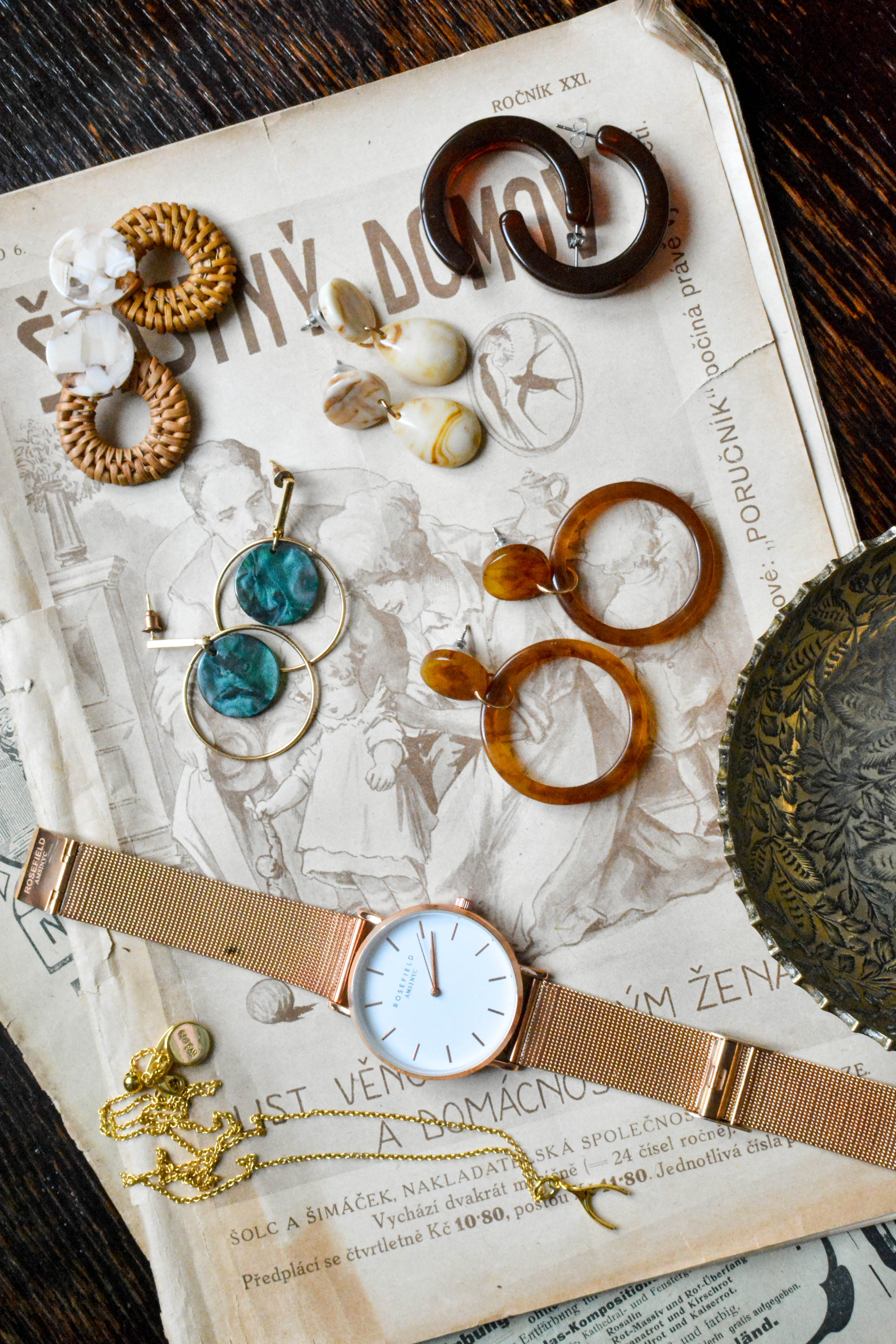 Autumn jewellery picks (super affordable!)