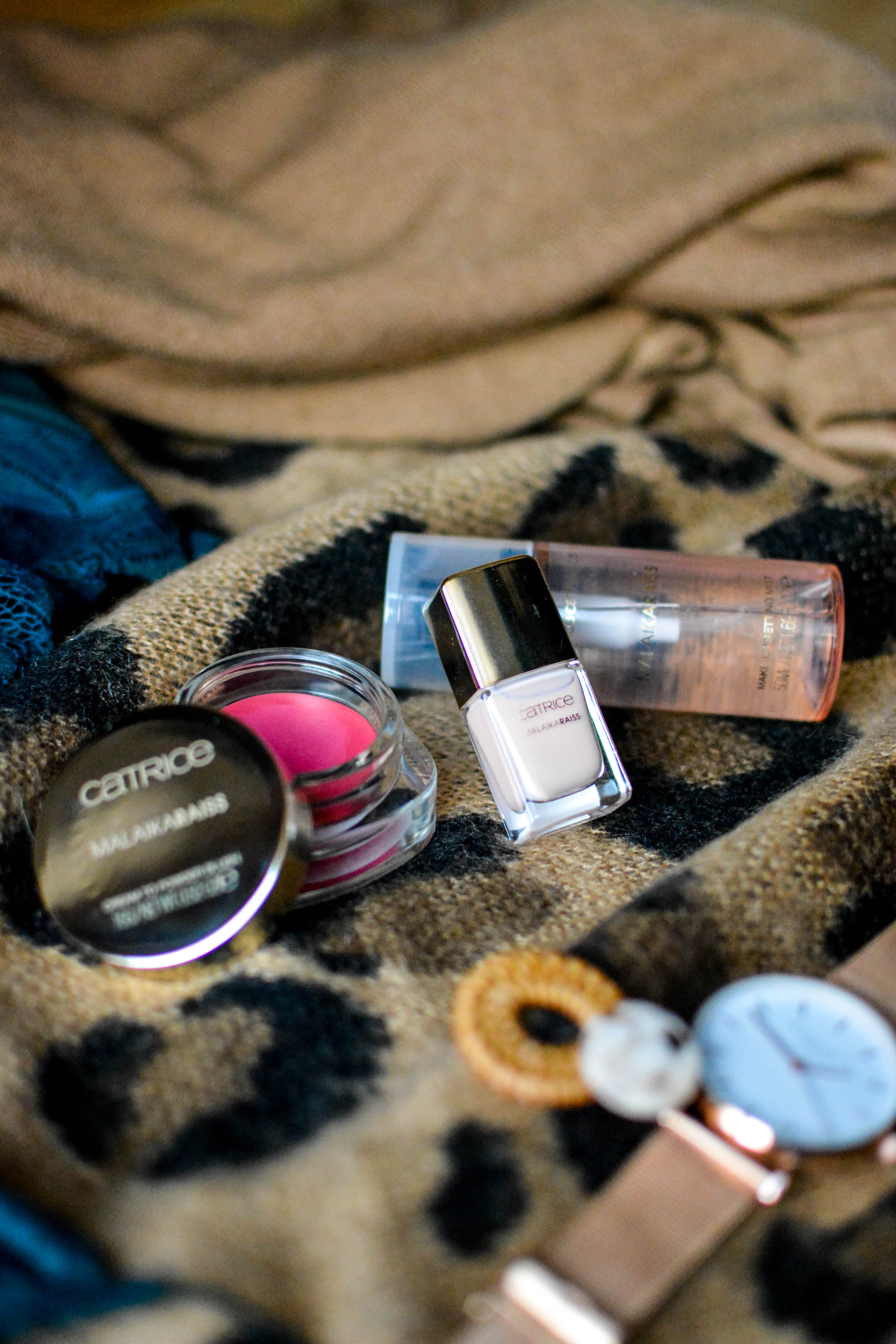Catrice Malaka Raiss Malaikaraiss limited edition review recenze