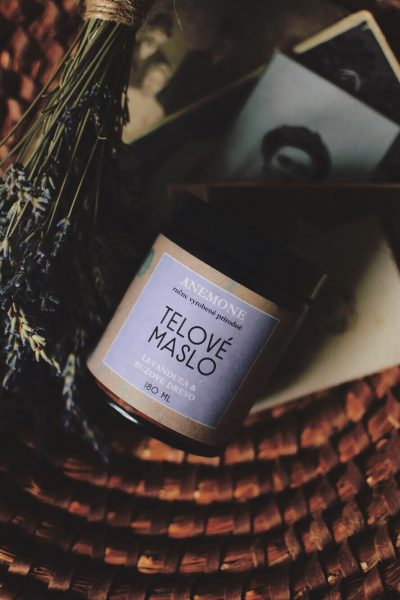 Natural beauty: Anemone & the most beautifully smelling body butter