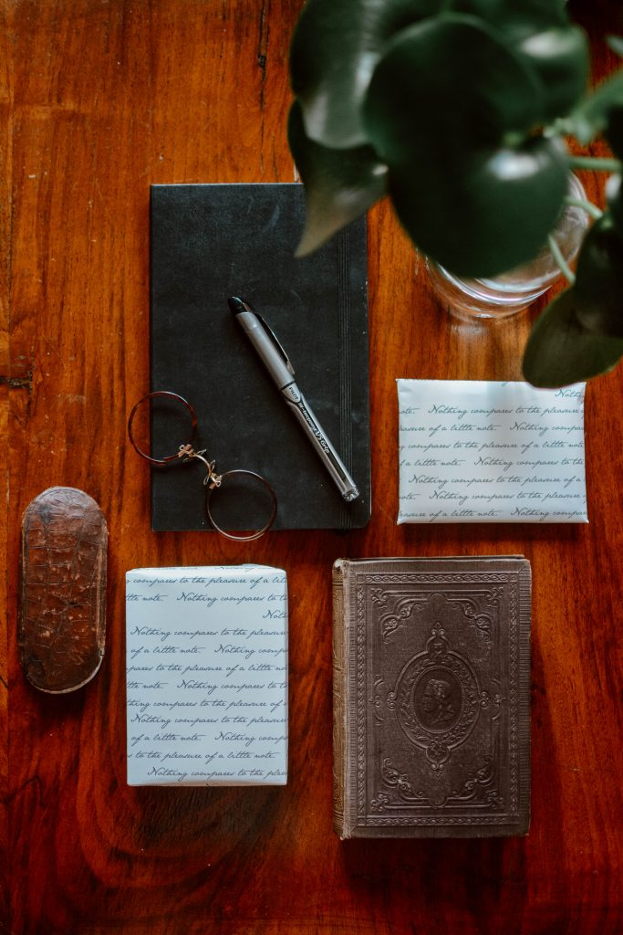 Usem note cards review