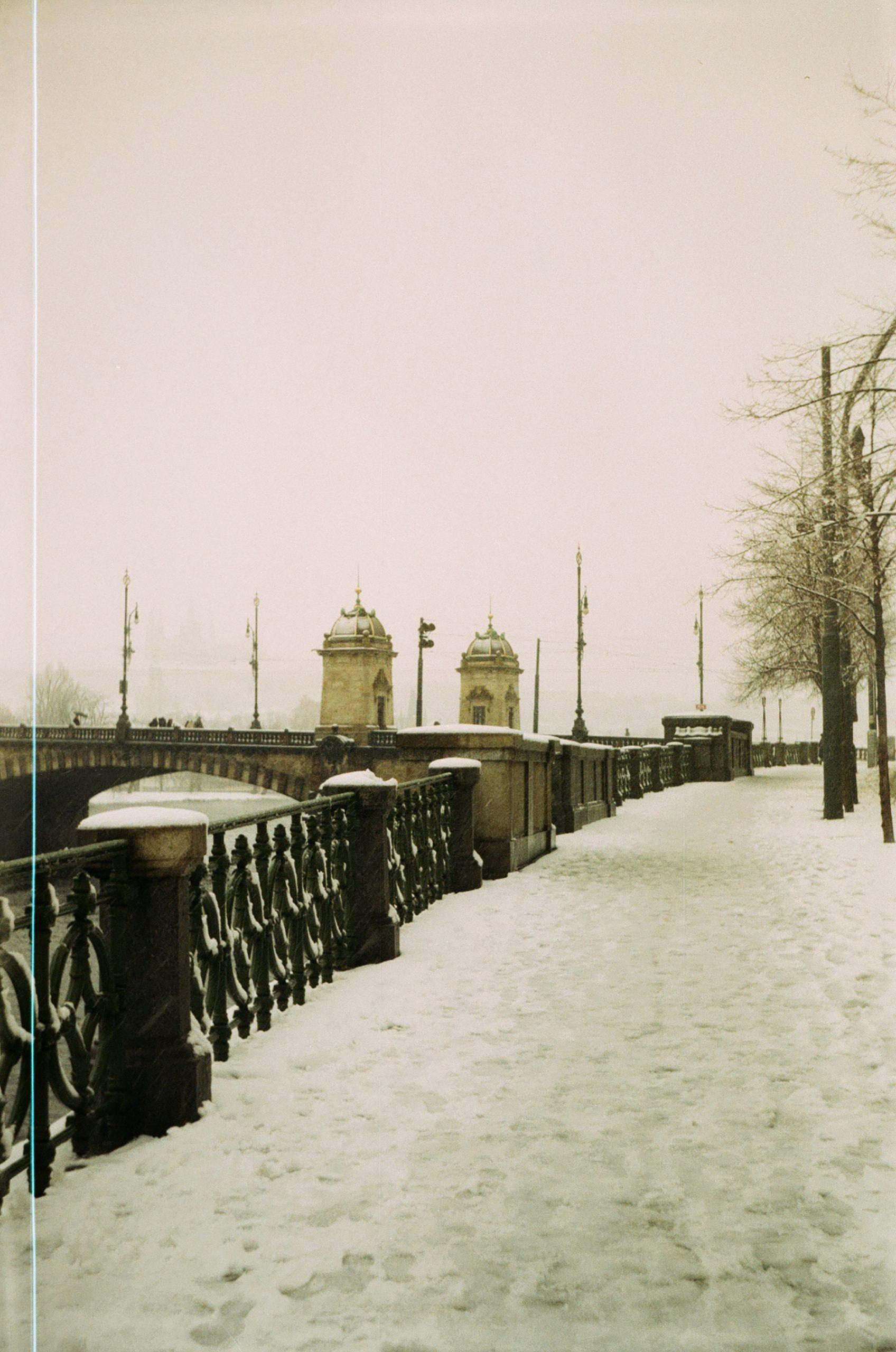 Prague: an unexpected winter destination (& how to survive Czech winter)