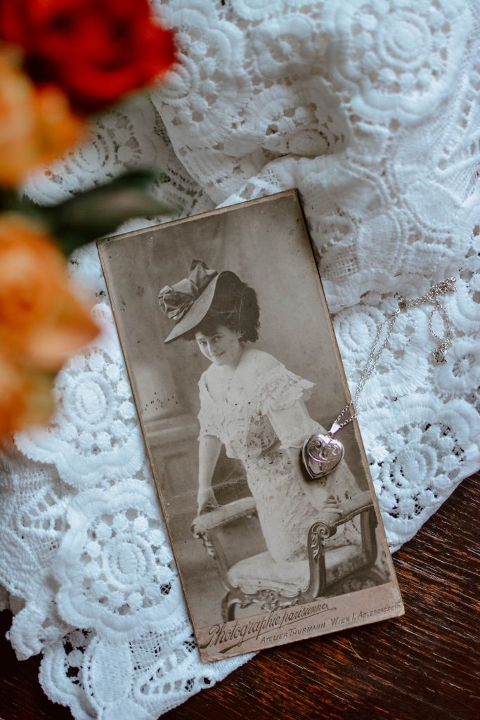 Why I love (and collect) vintage photographs