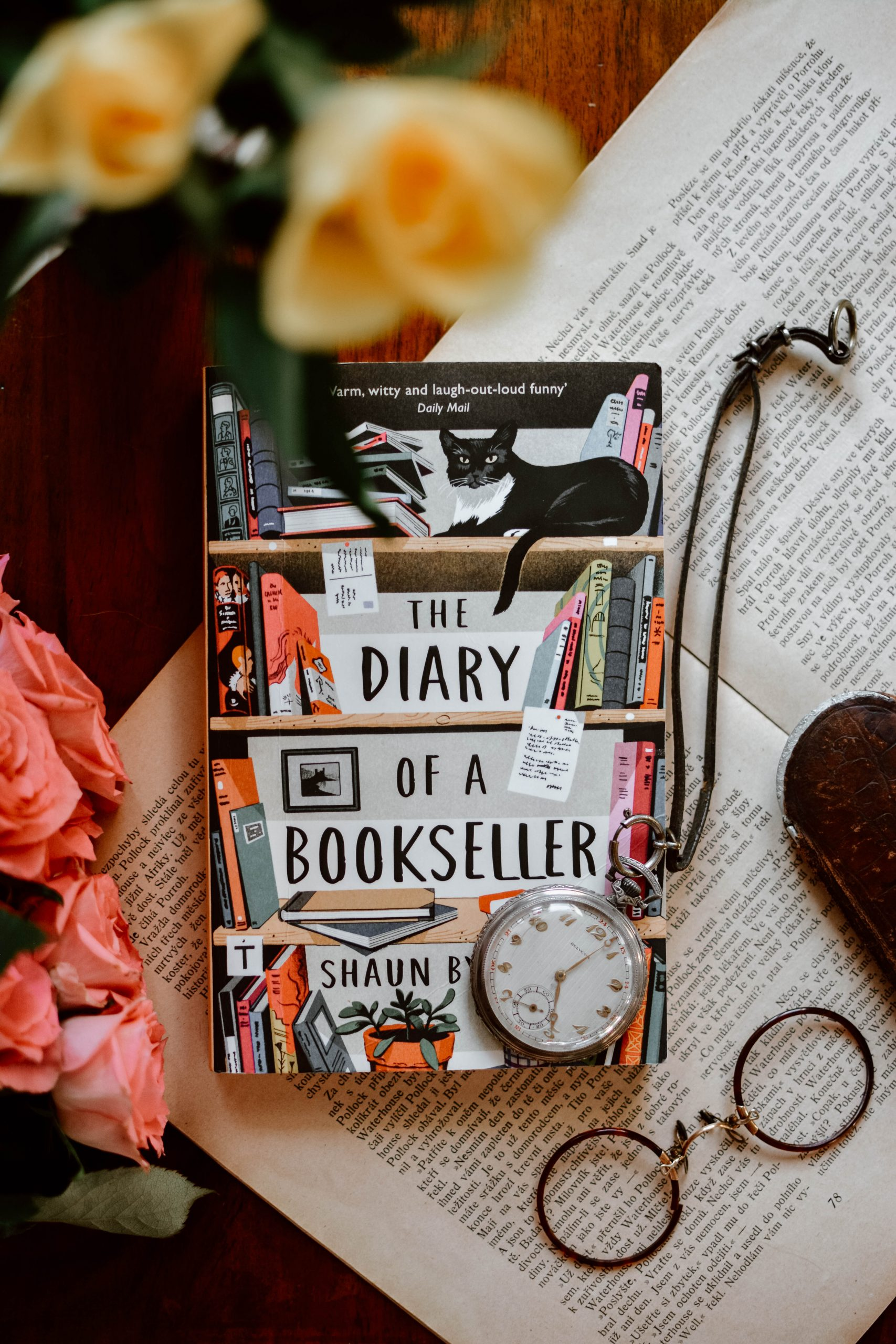 The Diary of a Bookseller by Shaun Bythell review