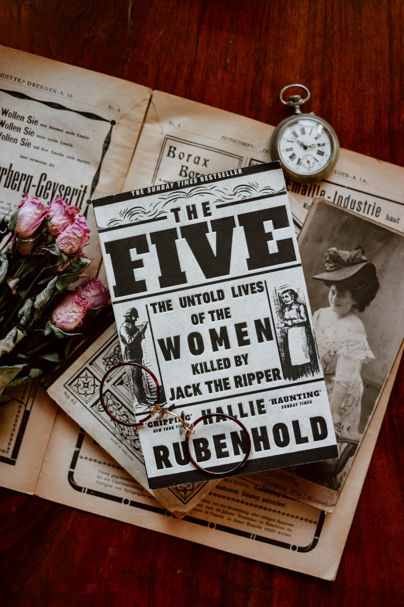 The Five by Hallie Rubenhold review